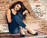 Selena Gomez # 310x 8de laboratoire de qualité Signé Impression photo