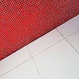 1L Fliesenlack Wand in PLATINGRAU Fliesen Neu Streichen Lackieren Badsanierung | BEKATEQ