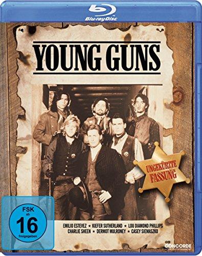 Diamond Blu-ray (Young Guns 1 - Uncut [Blu-ray])