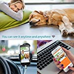 4.5 Litre Automatic Pet Cat Feeder Smart Food Dispenser HD Wifi Real Time Monitoring Dogs by Mobile App 12