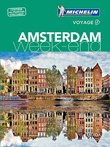 Amsterdam week-end. Con Carta geografica