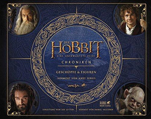 Der Hobbit - Eine unerwartete Reise. Chroniken II: Chroniken 2: Geschöpfe und Figuren
