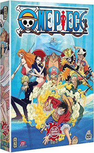 One Piece - L'île des Hommes Poissons - Coffret 3