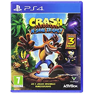 Crash Bandicoot N.Sane Trilogy - Ps4