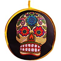 """Tortilla Warmer 10.5""""-Insulated Fabric Pouch - Keeps warm for 1 hour (Colour7)"""