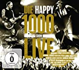 Die Happy: 1000th Show Live (Extended Edition) (Audio CD)