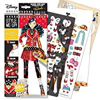 Style Me Up - Fashion Design Colouring Sketch Book for Girls and Boys. Great Present/Gift - Disney Minnie Mouse - SMU-2006