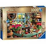 """Ravensburger """"Is He Watching?"""" Jigsaw Puzzle (1000-Piece)"""