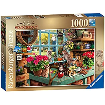 1000 piece jigsaw puzzle knit natter. Black Bedroom Furniture Sets. Home Design Ideas