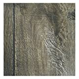 DVK FORTUNE Wooden PVC Vinyl Flooring 2mm Thickness(3ft ,6 Inch) 1.5 Sq Ft