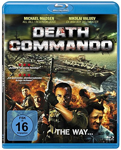 Death Commando [Blu-ray] Preisvergleich
