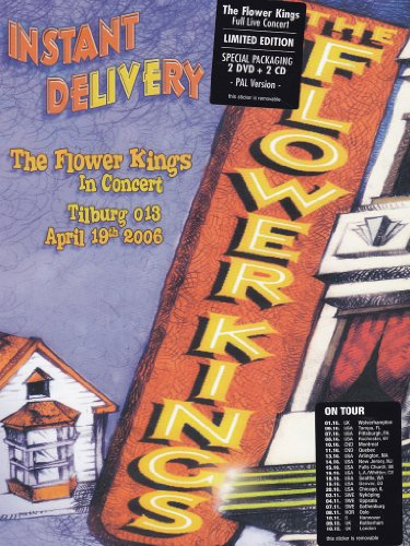 The Flower Kings - Instant Delivery [Limited Edition] [2 DVDs]