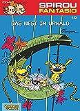 Spirou und Fantasio 10: Das Nest im Urwald: (Neuedition) -