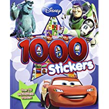 Disney Princess 1000 Sticker Book by Disney (20-Jul-2012) Paperback