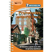 Promenades autour de Paris Michelin