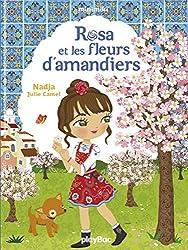 Minimiki - Rosa et les fleurs d'amandiers - Tome 19