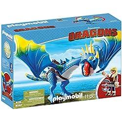 Playmobil - Astrid y Tormenta (9247)
