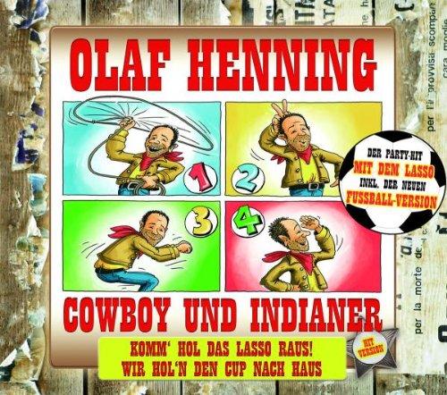 Cowboy & Indianer (Wir holn' den Cup nach Haus)