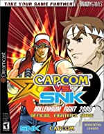 Capcom Vs. Snk - Millennium Fight 2000 Official Fighter's Guide de Brady Games