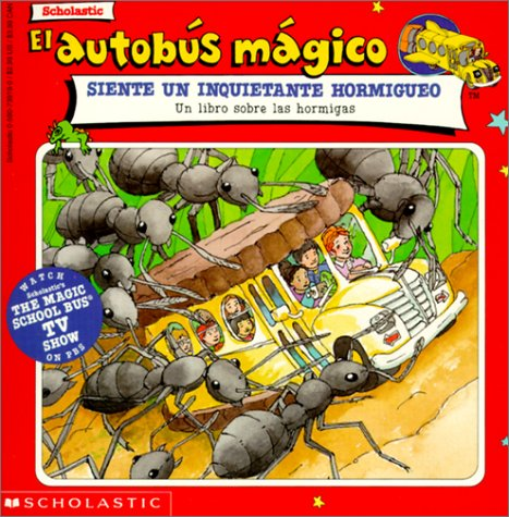 El Autobus Magico Siente Un Inquietante Hormigueo / The Magic School Bus Gets Ants in Its Pants