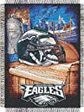 Philadelphia Eagles gewebte Überwurf Decke