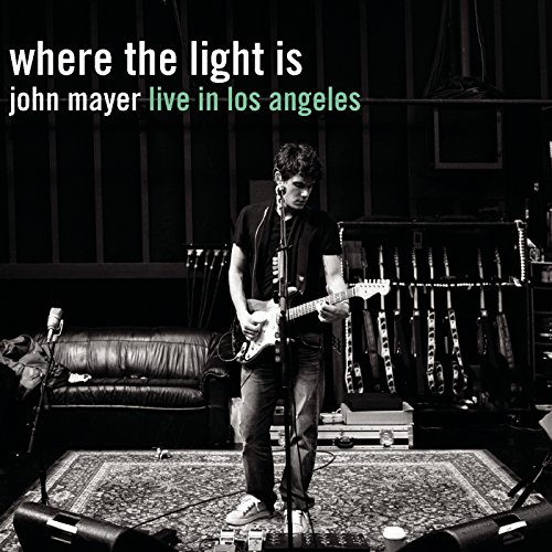 Slow Dancing in a Burning Room (Live at the Nokia Theatre, Los Angeles, CA - December 2007) [Explicit] (In Mayer La Live John)