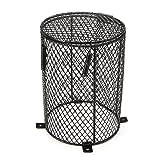dDanke Bombilla redonda de protección contra el calor para lámpara de terrario (12 x 16 cm)