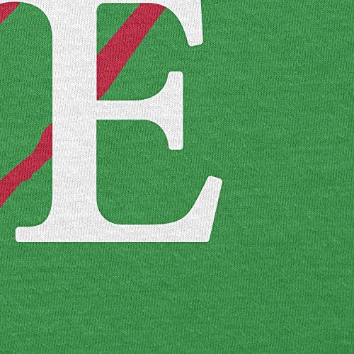 Texlab–Mutant Love–sacchetto di stoffa Verde