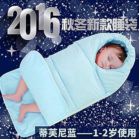 Forniture di cotone caldo del sacco a pelo neonato l'inverno per età: 0-3 mesi
