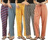 #7: Cute Angels Cotton Womens Multicolor Sleepwear (Pack of 5)