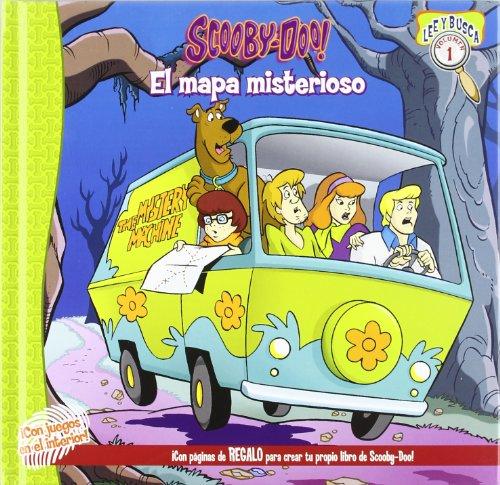 Scooby-Doo. El mapa misterioso (Scooby-Doo! Lee y Busca) por Gail Herman