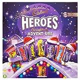 Cadbury Heroes Christmas Adventure Chocolate Advent...