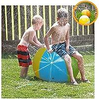 Wassersprüher Strandball Wasserball Sprinkler Wasserspielzeug 90cm 79250