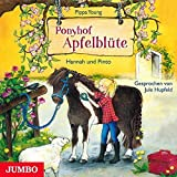 Ponyhof Apfelblüte 4.Hannah und Pinto -