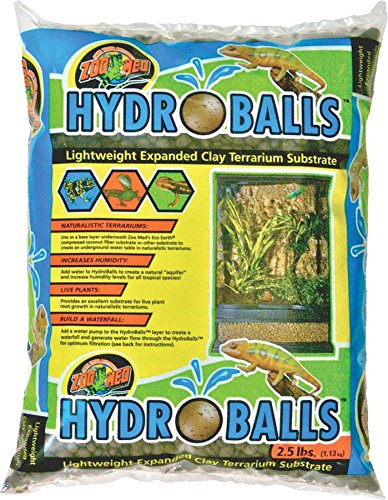 zoomed Zoo Med HydroBalls Clay Substrate 1.13kg 1