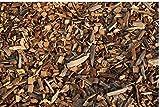 Zopix Poster Holz Chips Wandbild - Premium (45x30 cm, Versch. Größen) - Leinwand Alternative - Inklusive Poster-Stripes