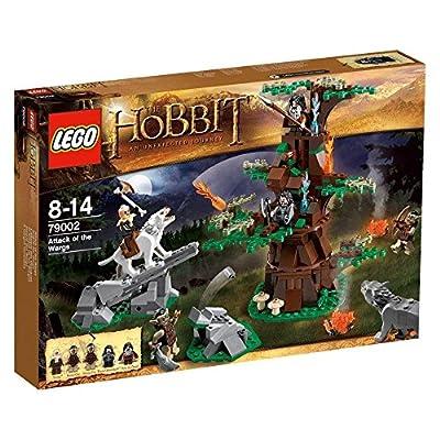 LEGO Señor de los Anillos 79002 - El Hobbit 3: El ataque de los Wargs de LEGO
