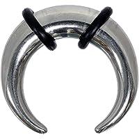 Corno di dilatazione 1,6 – 10 mm in acciaio chirurgico.