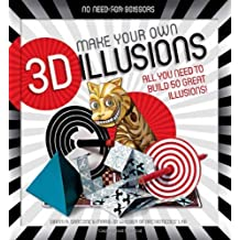3D illusions pack: All you need to build 50 great illusions by Gianni A. Sarcone (13-Mar-2014) Paperback