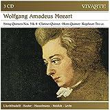 Mozart: A Musical Joke; Clarinet Quintet; Horn Quintet; Kegelstatt Trio; String