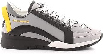 DSQUARED2 - Sneakers high sole grigio/nero #m004 SNM0505 11702720 M004