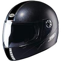 Studds Chrome Eco Full Face Helmet (Black, L 580MM)