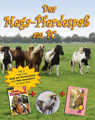 Der Mega-Pferde-Spass am PC