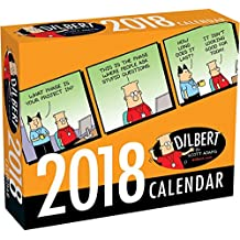 Official Dilbert 2018 Day-to-Day Calendar