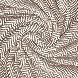 Lorenzo Cana Kaschmirdecke Wohndecke Decke 100% Kaschmir handgewebt Sofadecke Kaschmirdecke Wolldecke Creme Beige Hellbraun 96276