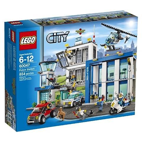 Lego -- Le Commissariat de Police -