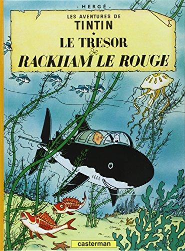 Le Trésor de Rackham le Rouge par Hergé