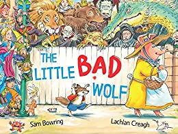 The Little Bad Wolf (Official Pokemon Ear) by [Bowring, Sam, Creagh, Lachlan]