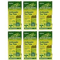 (6er BUNDLE) | Antiseptic Spray | 30ml - Australian Tea Tree preisvergleich bei billige-tabletten.eu