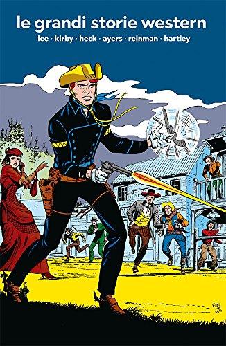Le grandi storie western